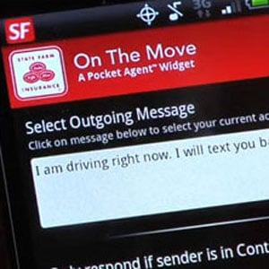 Texting While Driving Apps