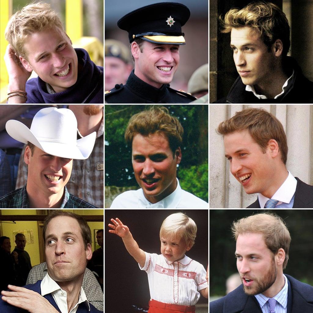 33 Reasons to Love Birthday Boy Prince William