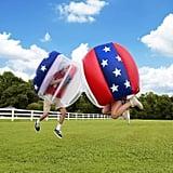 Inflatable Bump N' Runs
