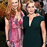 With Nicole Kidman
