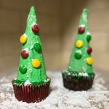 Christmas Tree Cupcakes Recipe + Photos
