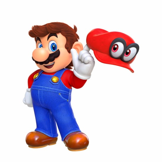 Nintendo's Super Mario Has His First Gray Hair