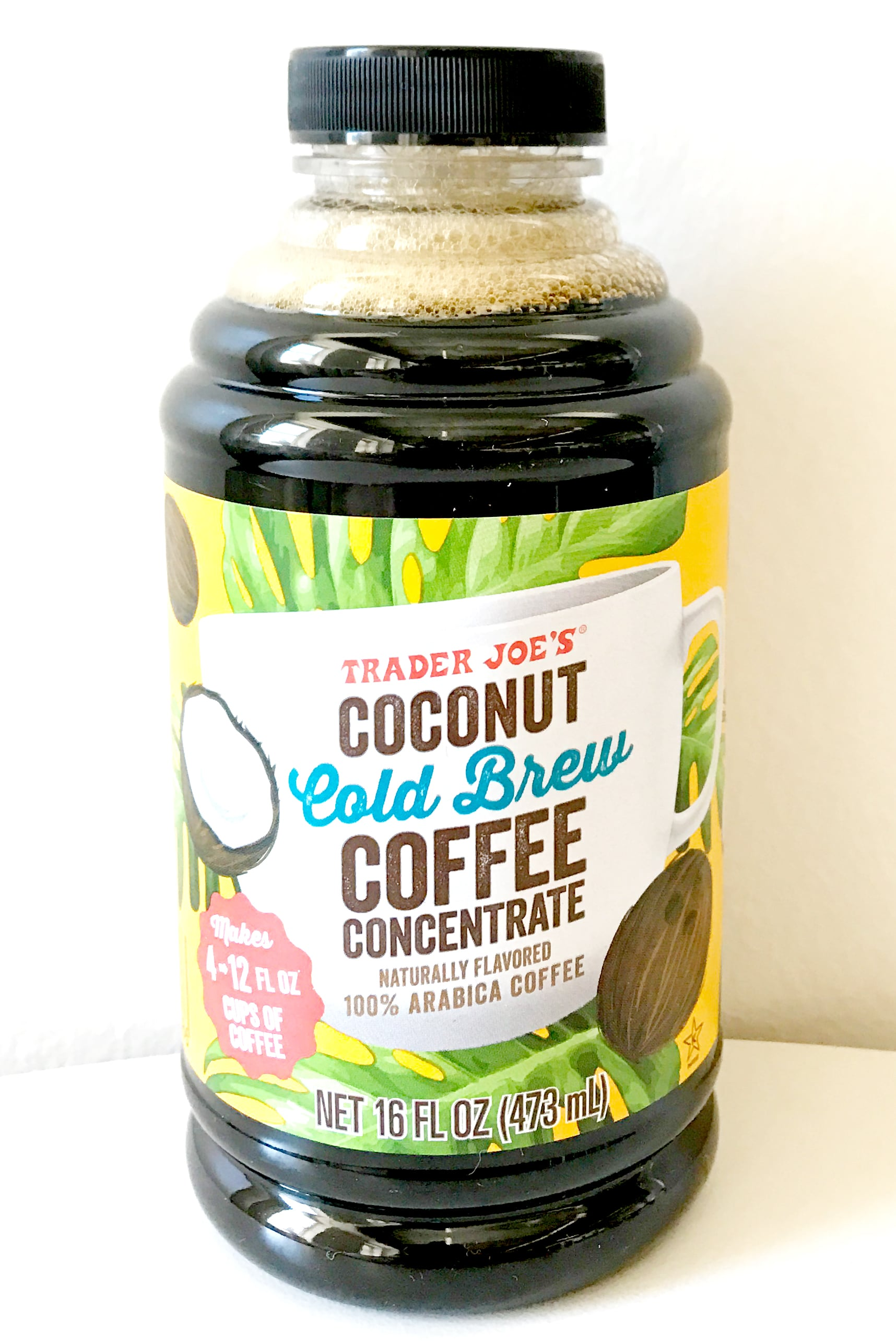 Image result for trader joe's iced coffee concentrate