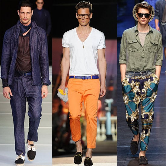 Men's Fashion Week