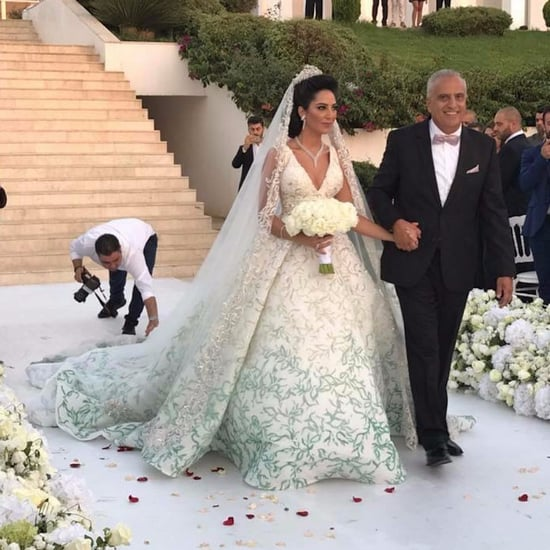 Jessica Feghali Wedding Dress