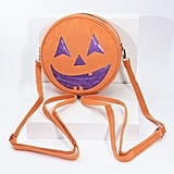 Orange Two Faced Pumpkin Bag