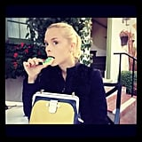 Celebrity Instagram Pictures Nov 29 2012 Popsugar