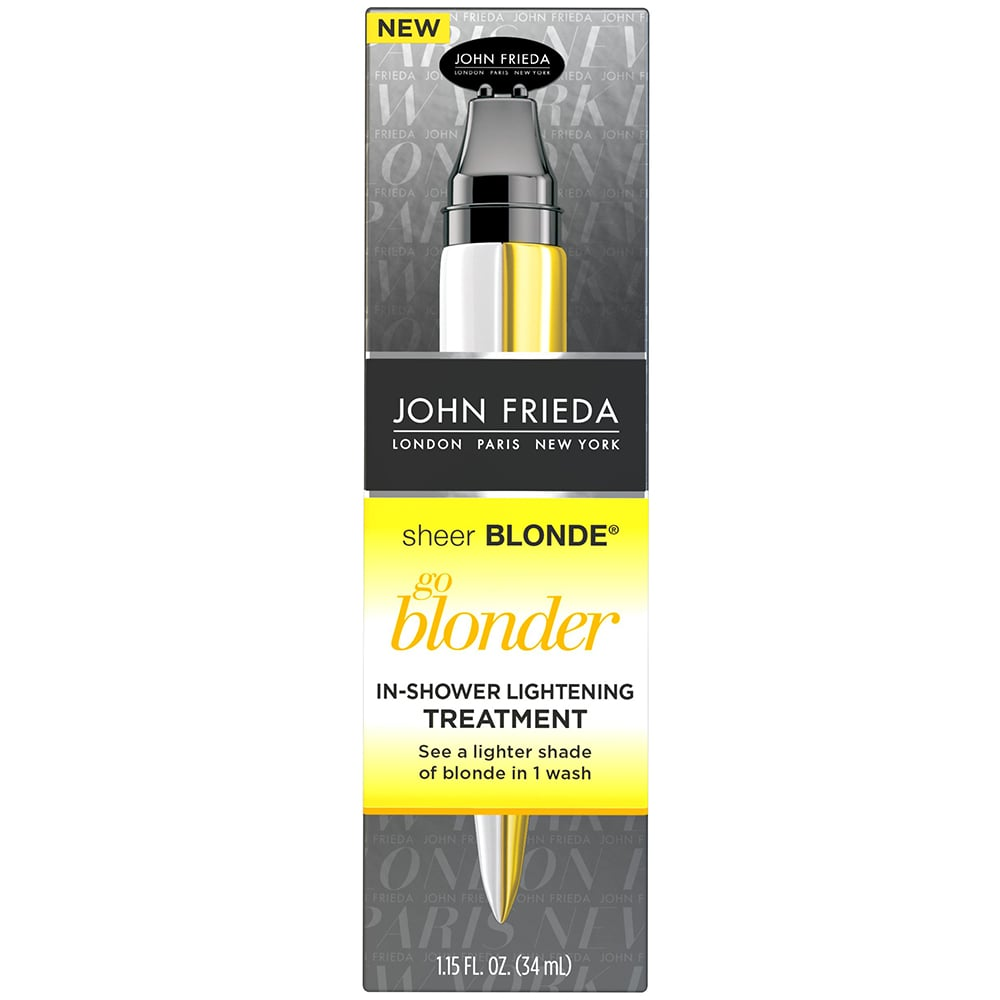John Frieda Sheer Blonde Go Blonder In-Shower Treatment