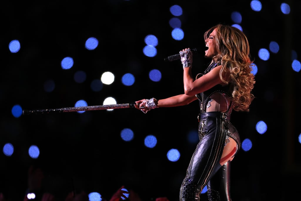 """With so much that has since happened, it's hard to believe that we're still living in the same year as Shakira and Jennifer Lopez's Super Bowl halftime show. Even so, it did indeed happen just seven months ago, and it was glorious. Now giving us another excuse to daydream about (and perhaps rewatch) it is celebrity hairstylist Chris Appleton, who just recently shared a tutorial breaking down the bouncy waves he style on J Lo for the big performance.  """"There was something about the Super Bowl that felt so electric,"""" said Appleton in the video. """"I don't even think I slept for like days before that."""" He went on to reveal that Lopez wore a much curlier hairstyle with a side part for a pre-recorded version of the performance, which would have aired if the weather had been bad on the day of the Super Bowl. Appleton was relieved that didn't happen because, """"The hair did not go as planned . . . It just kept going back into curls, like ringlets.""""  On the actual day of, Appleton decided to go with a middle part with less tightly wound curls, and he basically went crazy brushing it out right before Lopez took the stage. (Thankfully, there's video documentation of that exact moment.)  Watch Appleton recreate the look with a few simple products and, well, two different curling irons ahead.       Related:                                                                                                           J Lo Matched Her Sexy Super Bowl Finale Outfit With a Stunning Swarovski Crystal Manicure"""