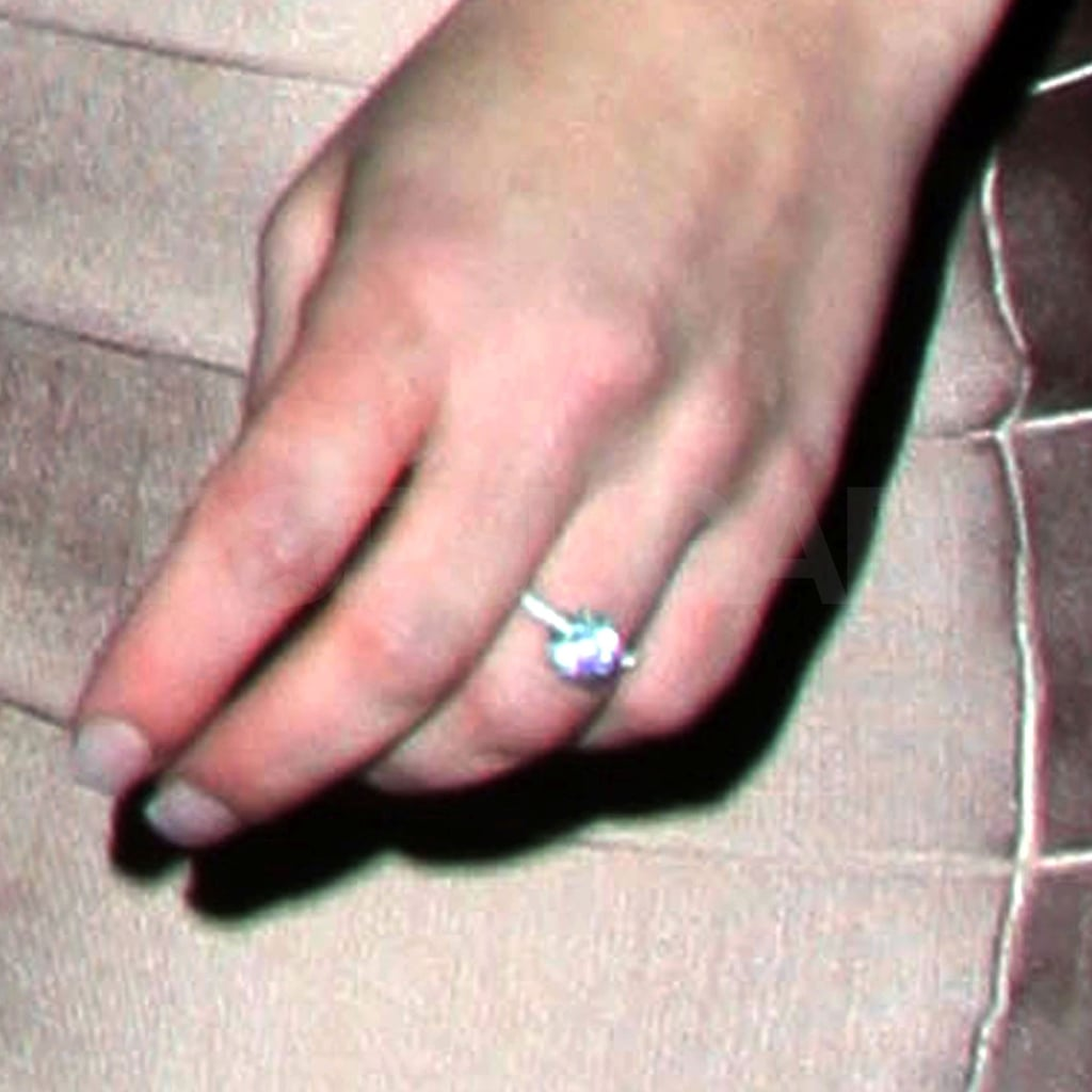 Britney Spears Engagment Ring Pictures | POPSUGAR Celebrity