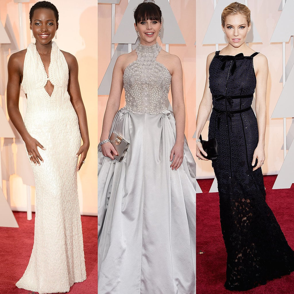 Check Out All the Oscars Gowns and Glamour