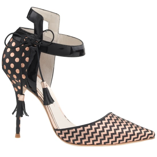 J.Crew Sophia Webster Shoes For Holiday 2014