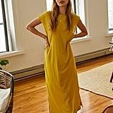 All Day Long Midi T-Shirt Dress