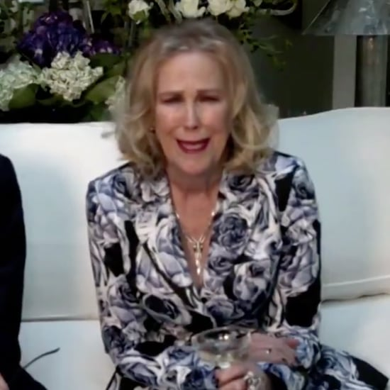 Watch Catherine O'Hara's Golden Globes Acceptance Speech