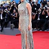 Emma Stone at the La La Land Premiere During the 2016 Venice Film Festival