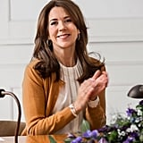 May 2014: 'The Crown Princess Mary Scholarship' Presentations