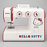 Hello Kitty sewing machine ($199)