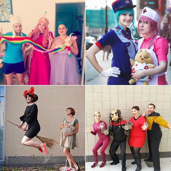 Geeky Group Costumes
