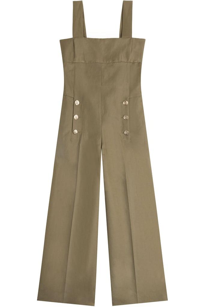 Sonia Rykiel Linen Cotton Jumpsuit ($1,070)