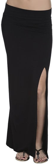 Pair this Arden B slit maxi skirt ($39) with a crop top or tank for a seriously sexy effect.
