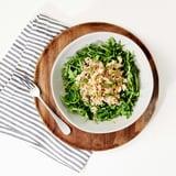 Tuna Salad Over Greens With Brown Rice Recipe