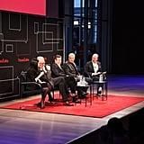 Alain Ducasse, Daniel Boulud, and Éric Ripert Talked Shop