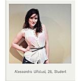 Alessandra Uifalusi, 26, Student