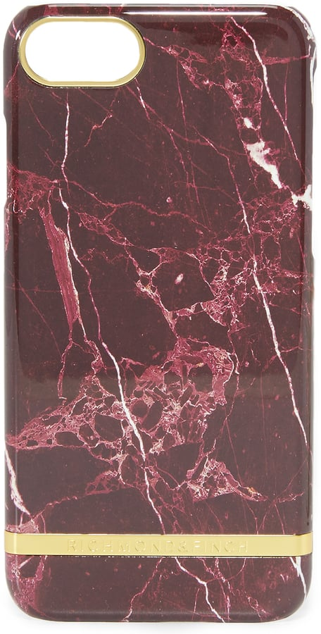 Richmond & Finch Red Marble iPhone 7 Case ($46)