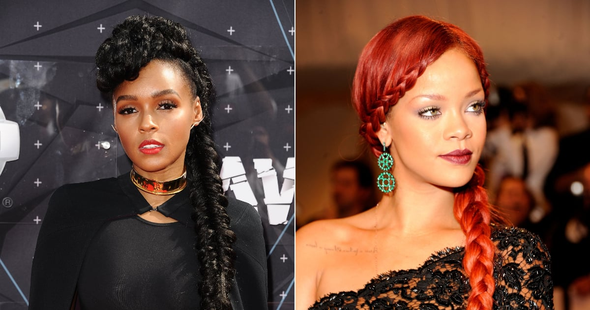 These are the best celebrity braided hairstyes of the last