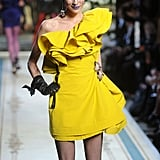 This yellow dress is sure to be a hit.