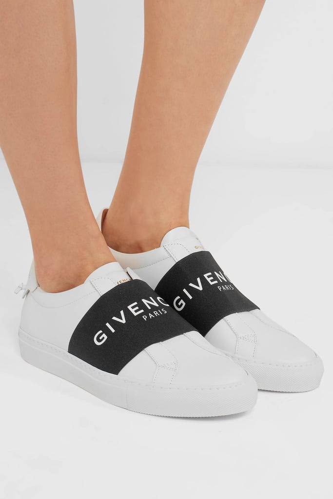 GivenchyLeather Urban Street Sneakers in .