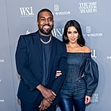 Kim Kardashian and Kanye West at the WSJ. Magazine 2019 Innovator Awards