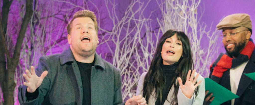 Watch James Corden and Kacey Musgraves Sing 14 Holiday Tunes