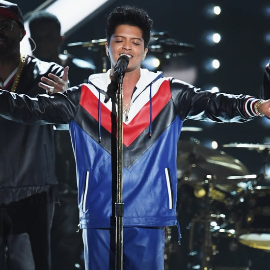 Bruno Mars Performance at the 2017 Grammys Video
