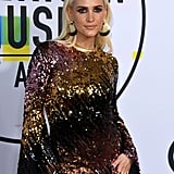 Ashlee Simpson's Dress at the 2017 American Music Awards