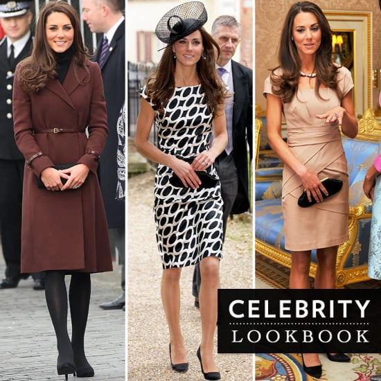 See 8 High Street Designs on The Duchess of Cambridge