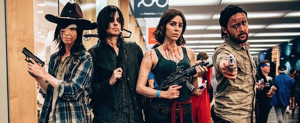 Look Alive! 19 DIY Walking Dead Costumes For Ultimate Fans