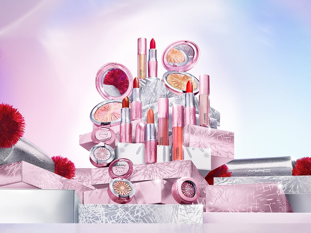 MAC Cosmetics Frosted Firework Holiday Collection