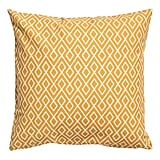 Patterned Cushion Cover ($4, originally $6)