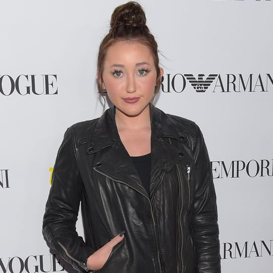 "Noah Cyrus Sings ""Make Me (Cry)"""