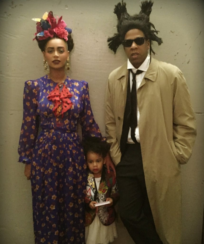 Beyonce's Family Halloween Costumes | POPSUGAR Celebrity