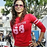 Halle Berry Wearing Von Dutch