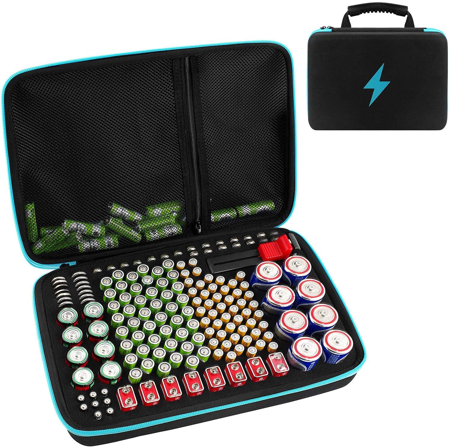 Battery Organizer Storage Box With Battery Tester 25 Genius And Actually Useful Gifts For Your Most Organized Friend Popsugar Home Photo 10