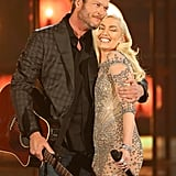 """On how Gwen changed his life: """"When my marriage fell apart, and then trying to pick the pieces up from being at rock bottom and trying to move forward, next thing you know, there's this person that I kind of knew, that I worked with on [The Voice] and then all of a sudden, to find out she's going through the same exact thing at the same time. And this is how my life turned around and so quickly too, by the way, like, all of this has to be meant to happen. So I made a record about it."""""""