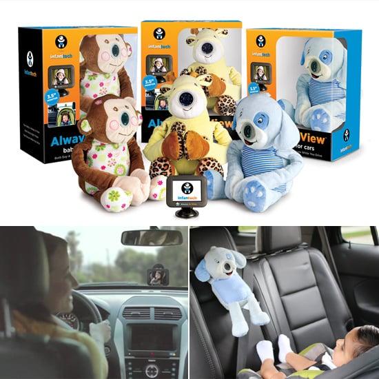 Baby Monitor For Safe Car Rides | POPSUGAR Moms