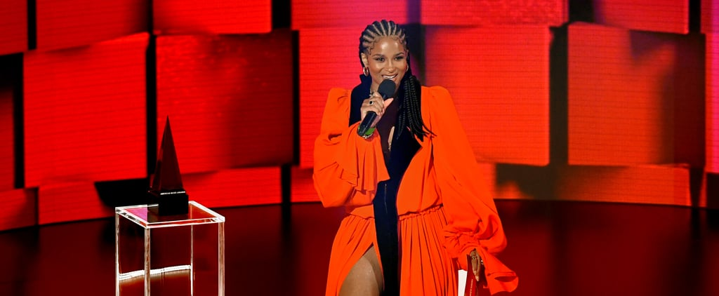 See Photos of Ciara's Hair and Makeup at the 2020 AMAs