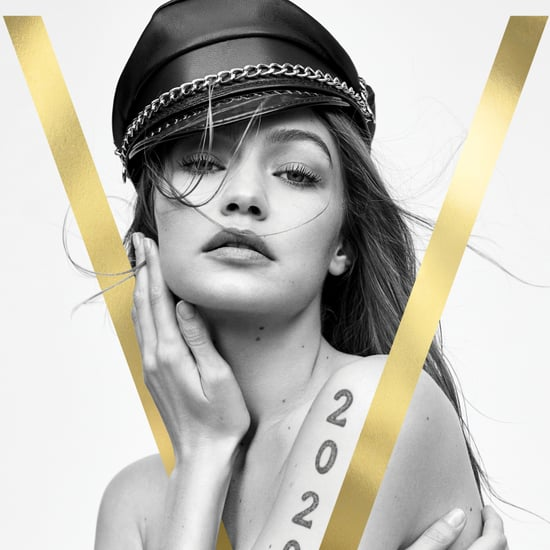 Pictures of V Magazine's 2020 Calendar