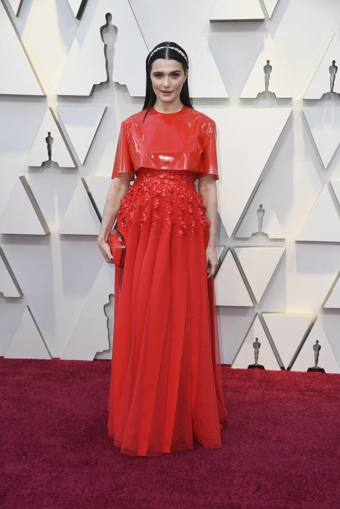 Rachel Weisz at the 2019 Oscars