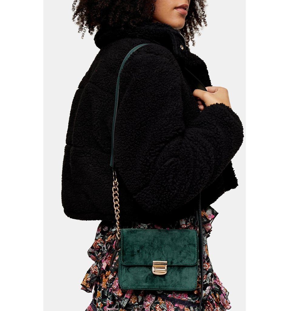Topshop Samira Mini Shoulder Bag