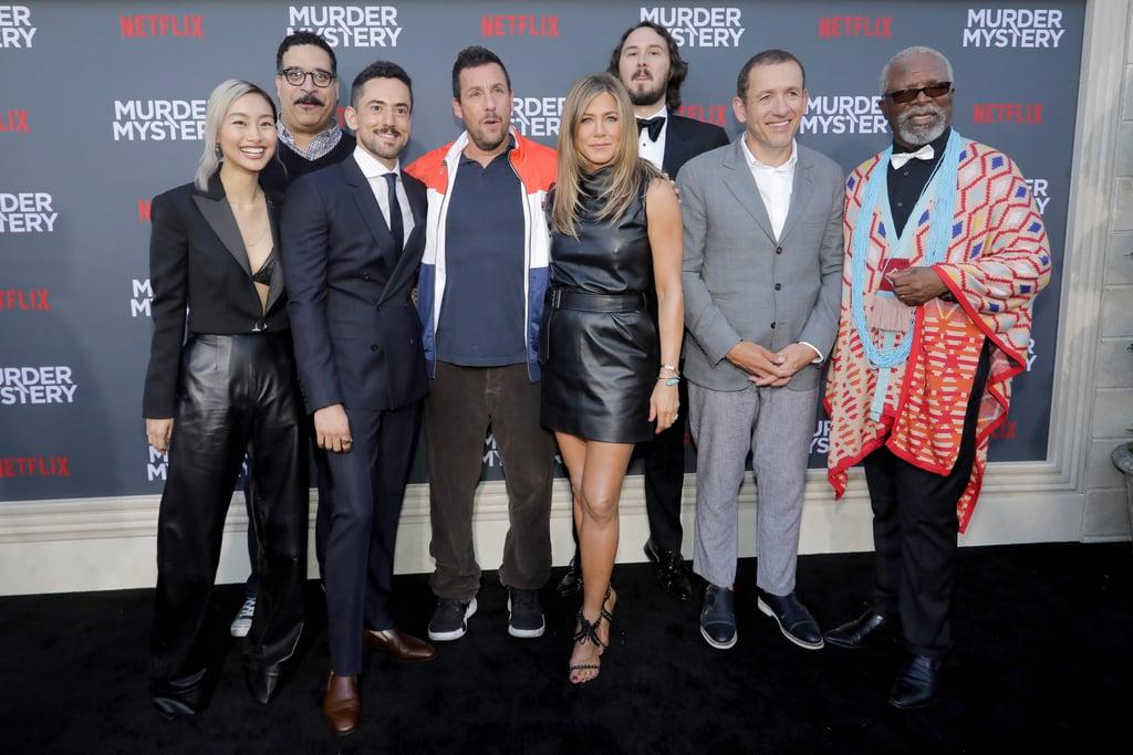 Jennifer Aniston at Murder Mystery Premiere June 2019